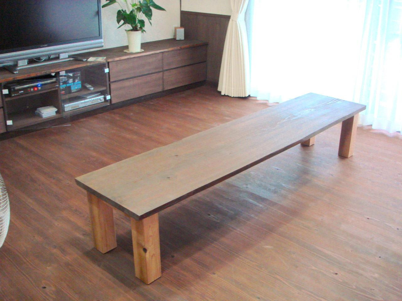 オーダーメイドなら家具をまわりの雰囲気に合わせてつくれます